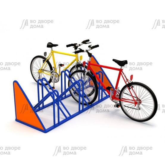 Велопарковка 001