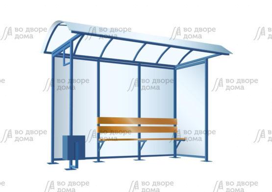 Автобусная остановка 2