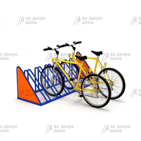 Велопарковка 003