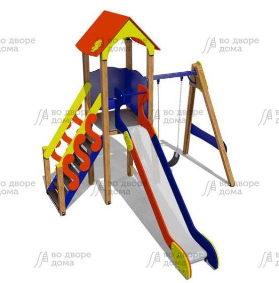 Детский игровой комплекс 001