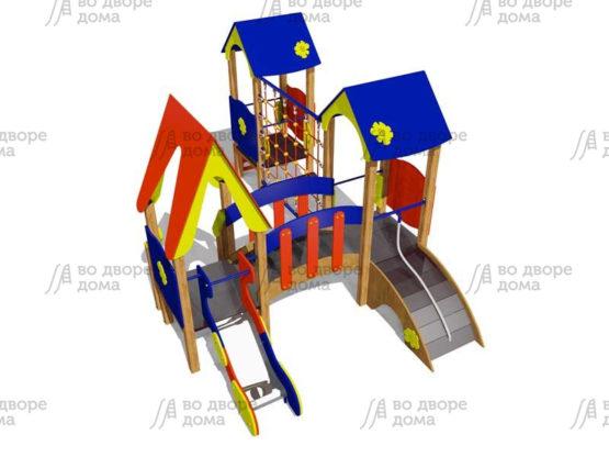 Детский игровой комплекс 127