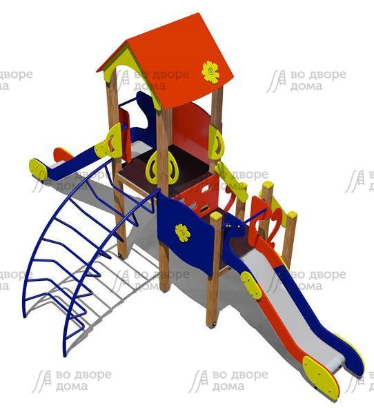 Детский игровой комплекс 005
