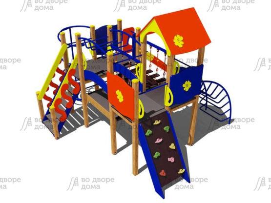 Детский игровой комплекс 006
