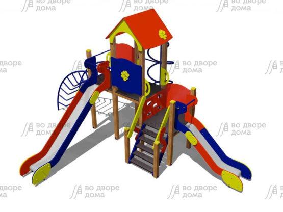 Детский игровой комплекс 011