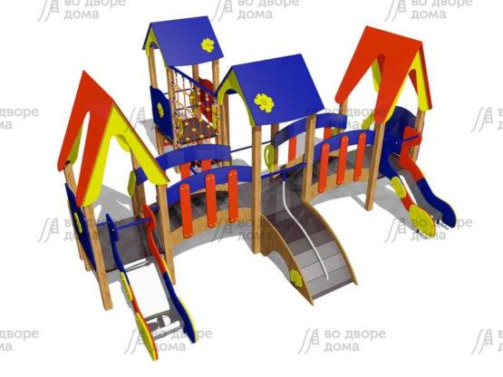 Детский игровой комплекс 016