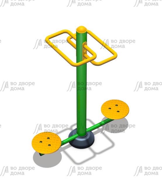 Усиленные тренажеры 3